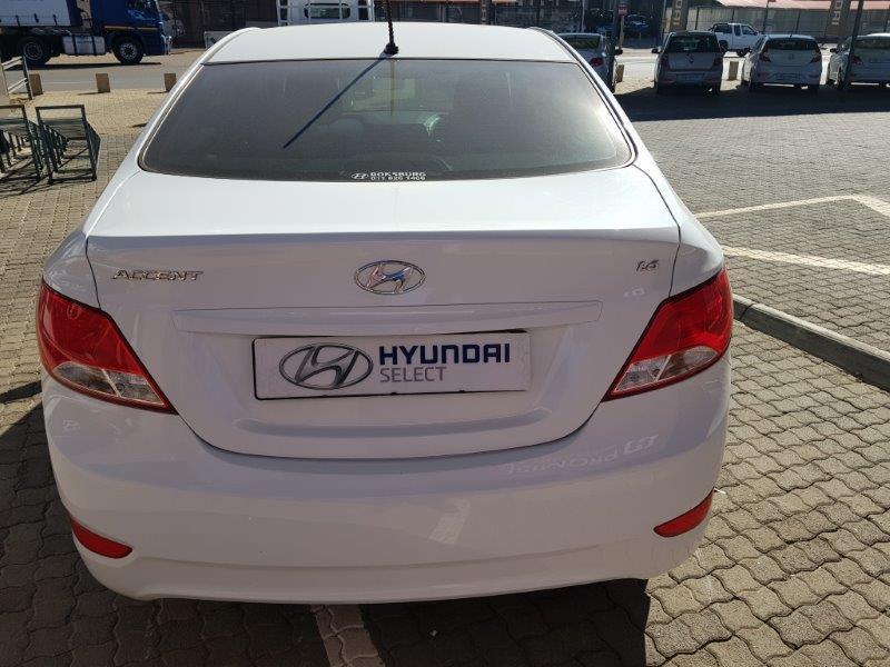 HYUNDAI 1.6 GL/MOTION Boksburg 6321401