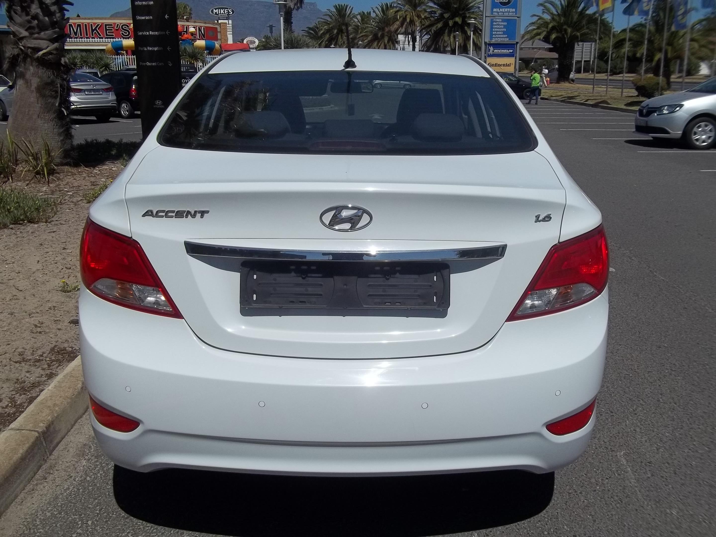 HYUNDAI 1.6 GLS/FLUID A/T Cape Town 5321812