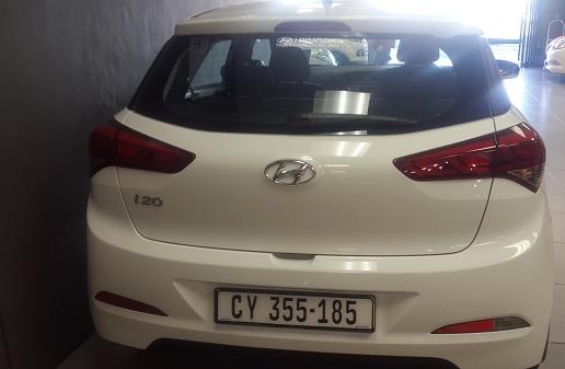 HYUNDAI 1.2 MOTION Cape Town 3324745