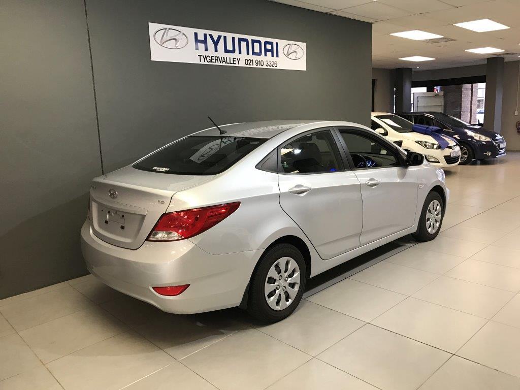 HYUNDAI 1.6 GL/MOTION Cape Town 2321373