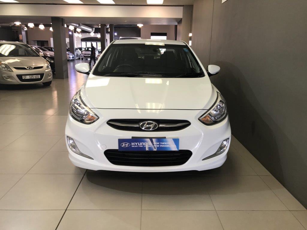 HYUNDAI 1.6 GLS/FLUID A/T Cape Town 6321812