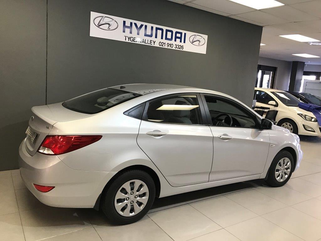 HYUNDAI 1.6 GL/MOTION Cape Town 1321448