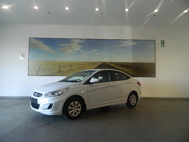 HYUNDAI 1.6 GL/MOTION Cape Town 0325743