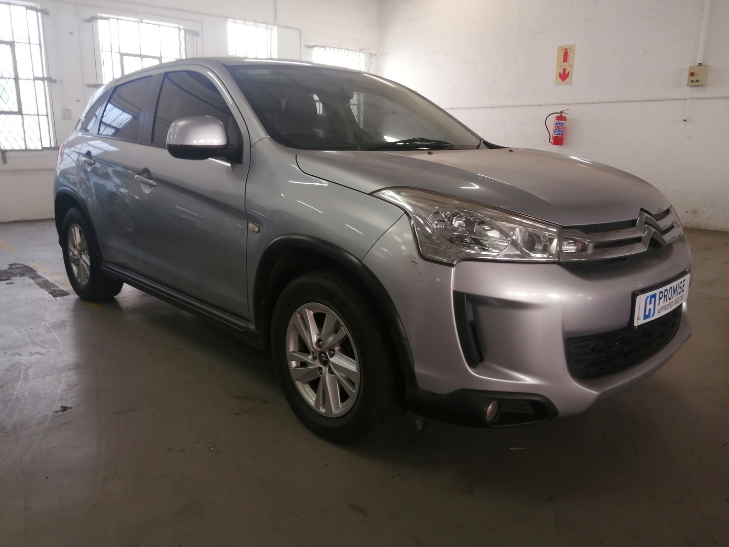 CITROEN AIRCROSS 2.0 ATTRACTION Durban 0322080