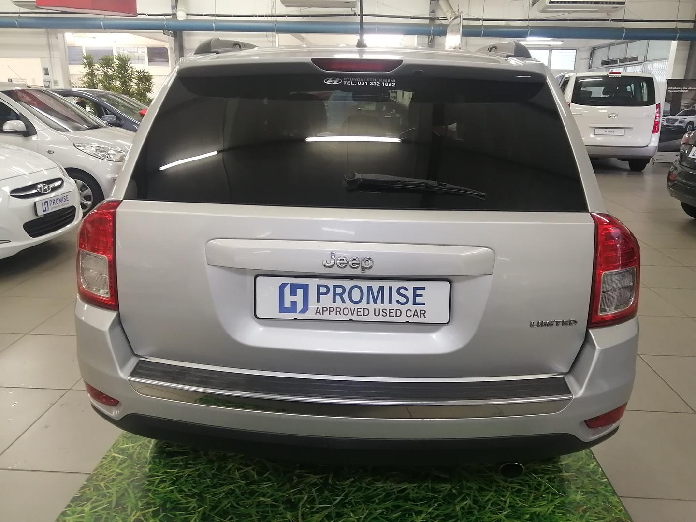 JEEP 2.0 CVT LTD Durban 5322076