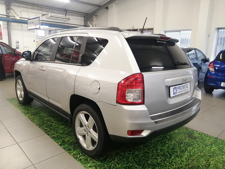 JEEP 2.0 CVT LTD Durban 7322076