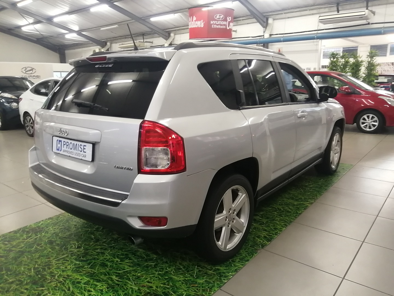 JEEP 2.0 CVT LTD Durban 8322076