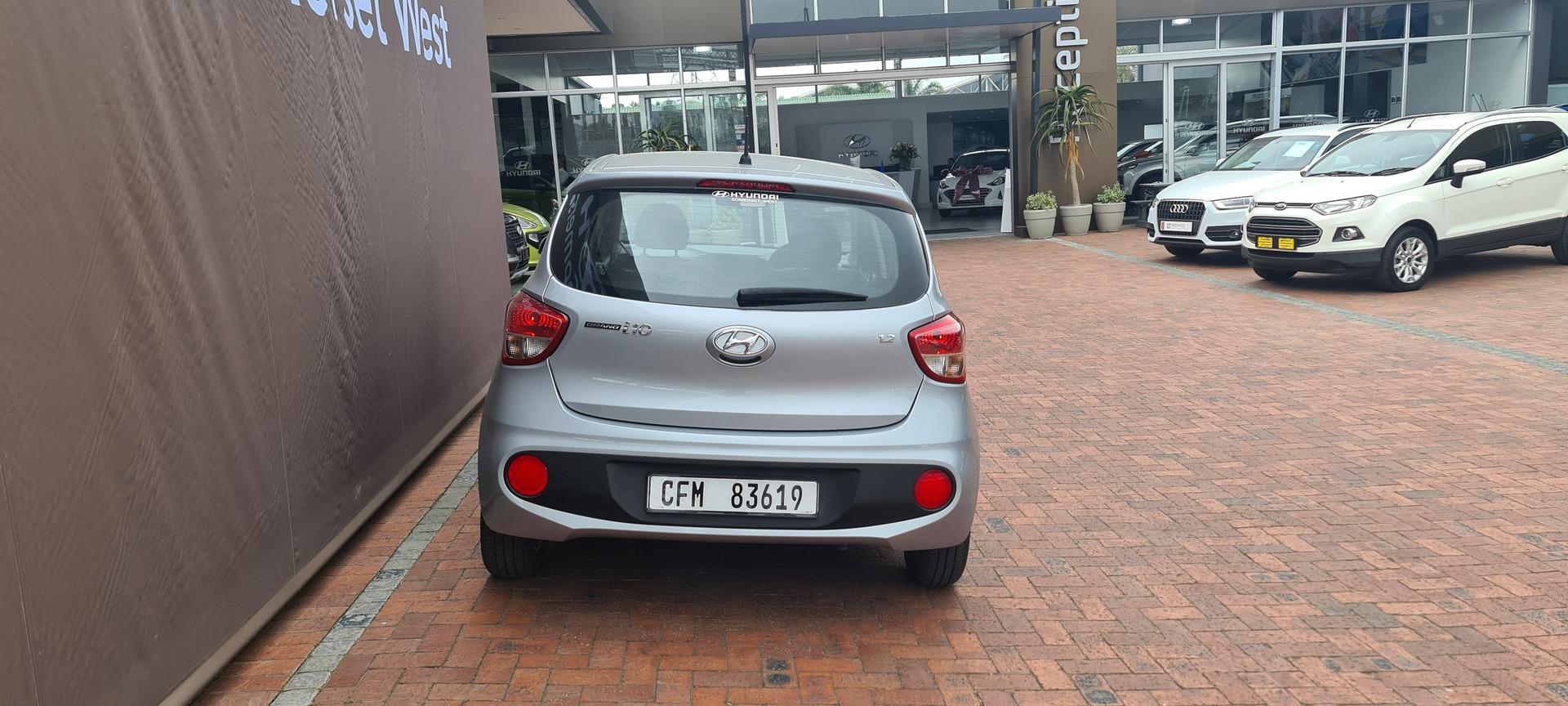HYUNDAI 1.25 FLUID Cape Town 3322442