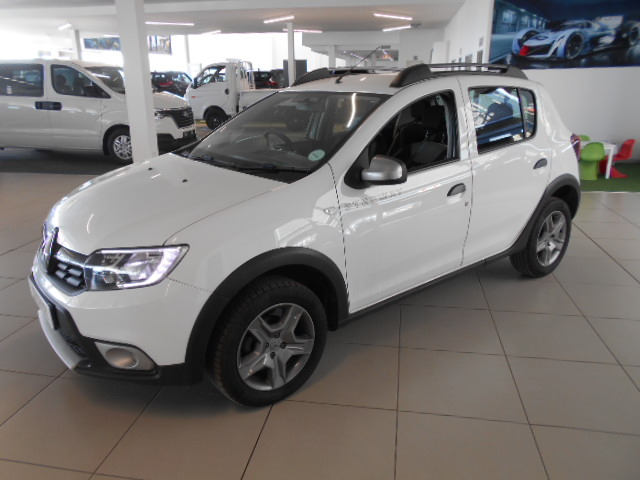 RENAULT 900T STEPWAY EXPRESSION Roodepoort 2322604