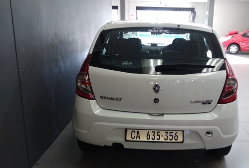 RENAULT 900 T EXPRESSION Cape Town 4321378