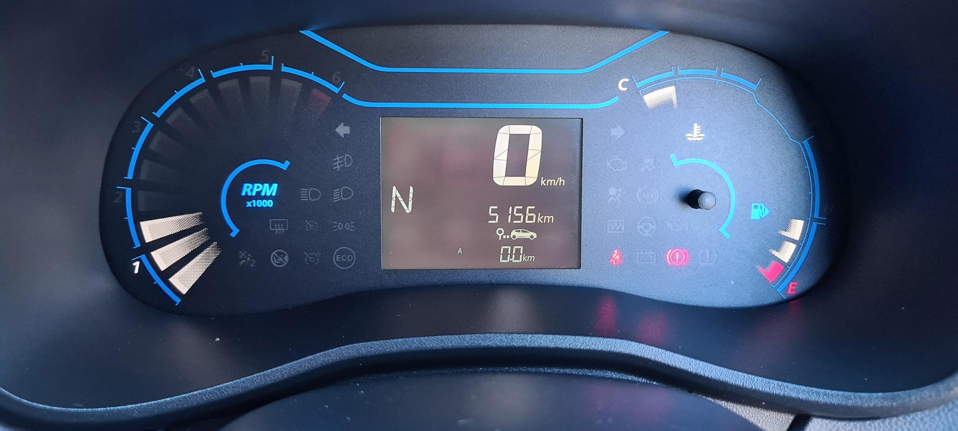 RENAULT 1.0 DYNAMIQUE 5DR AMT Cape Town 7322459