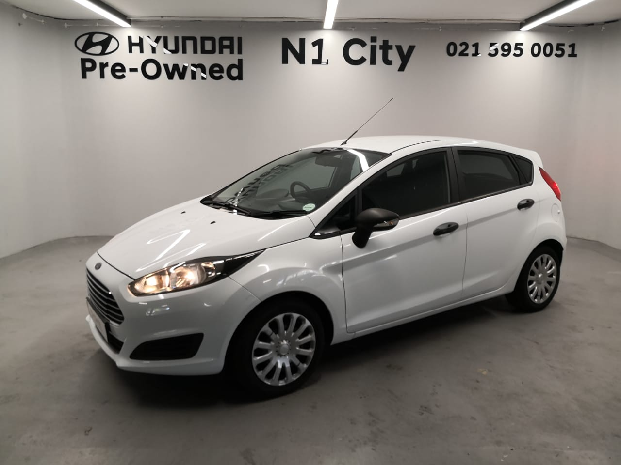 FORD 1.4 AMBIENTE 5 Dr Cape Town 0326507