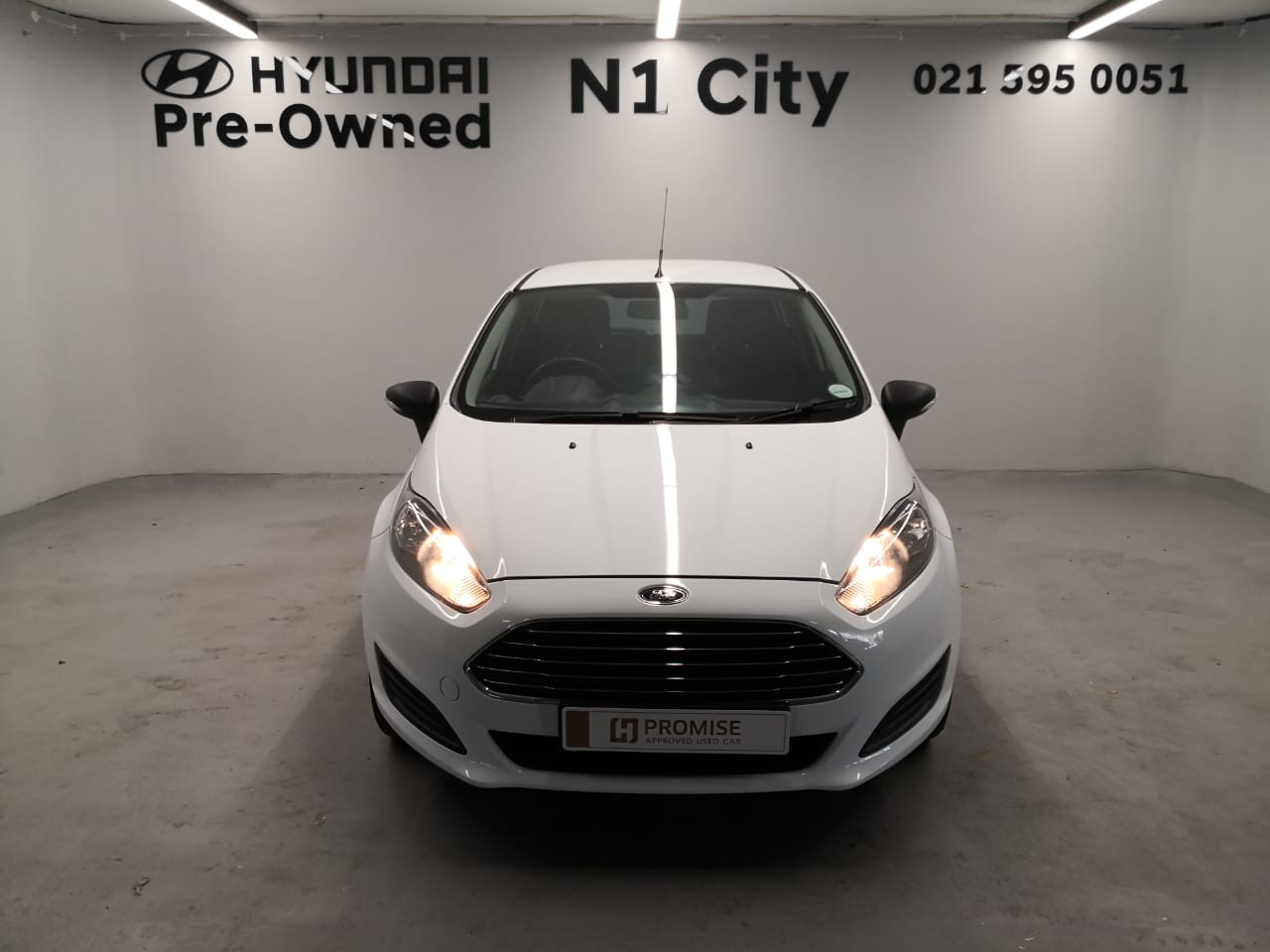 FORD 1.4 AMBIENTE 5 Dr Cape Town 1326507
