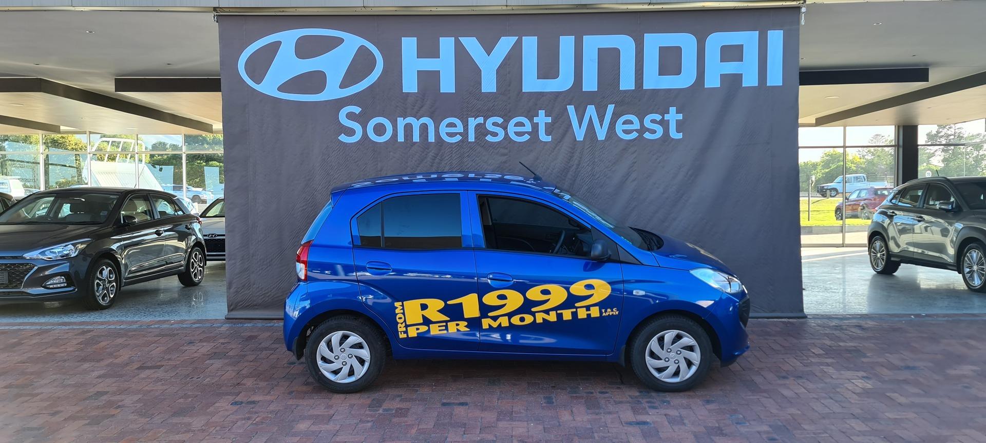 HYUNDAI 1.1 MOTION Cape Town 1324757