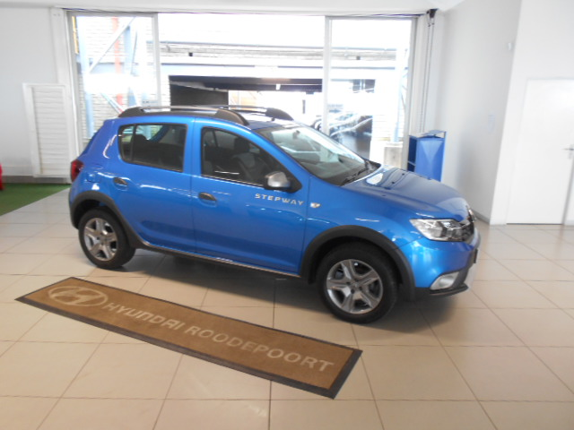 RENAULT 900T STEPWAY EXPRESSION Roodepoort 1322603