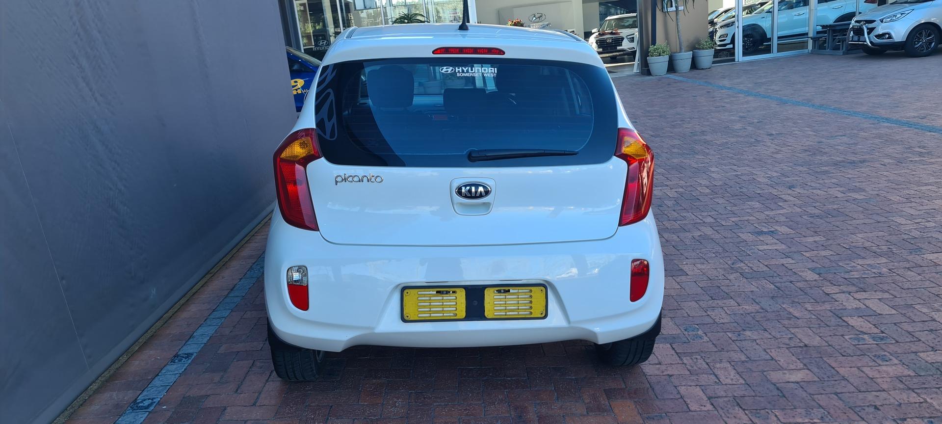 KIA 1.2 EX Cape Town 2325080