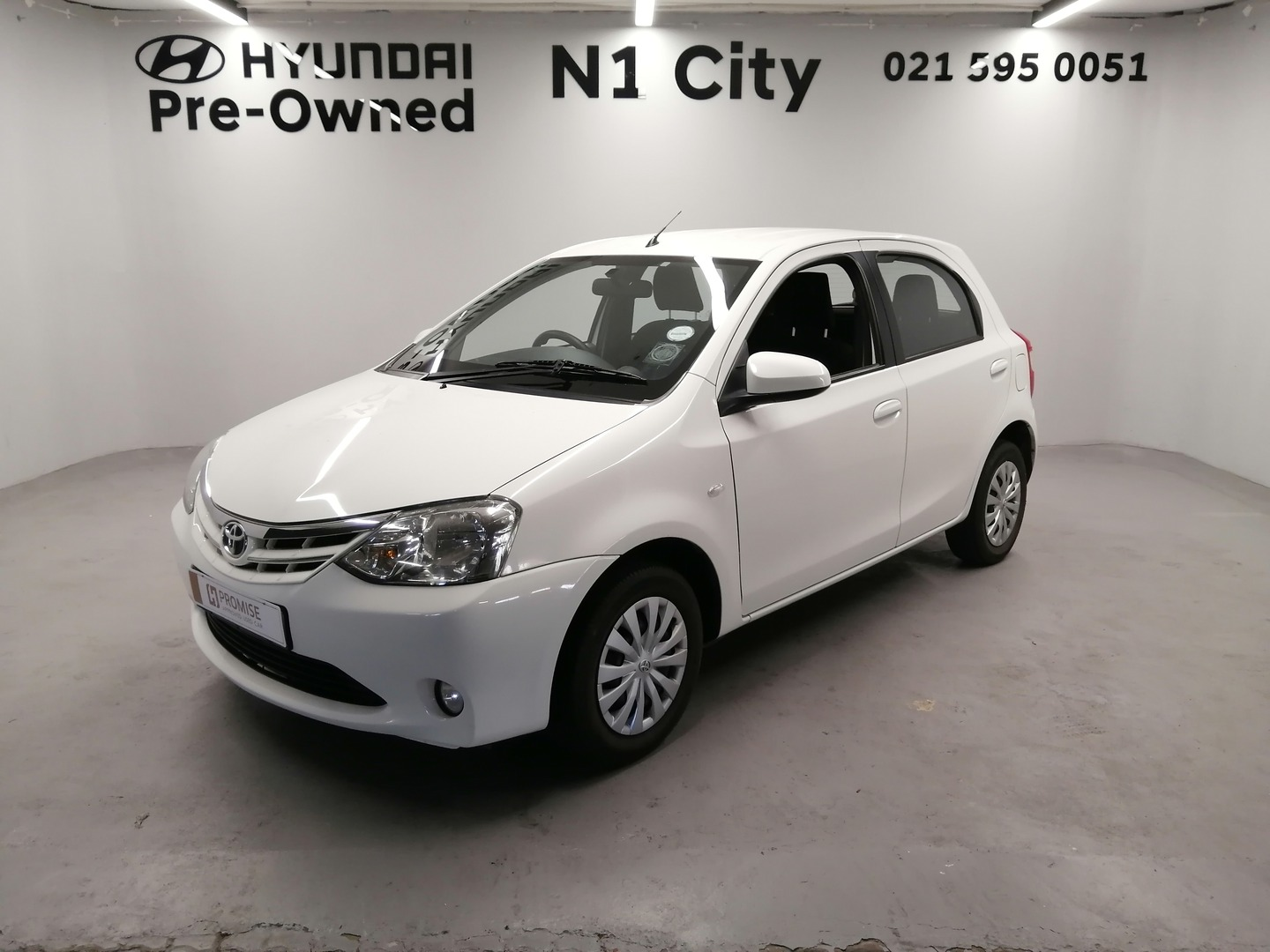 TOYOTA 1.5 Xs/SPRINT 5Dr Cape Town 0325741