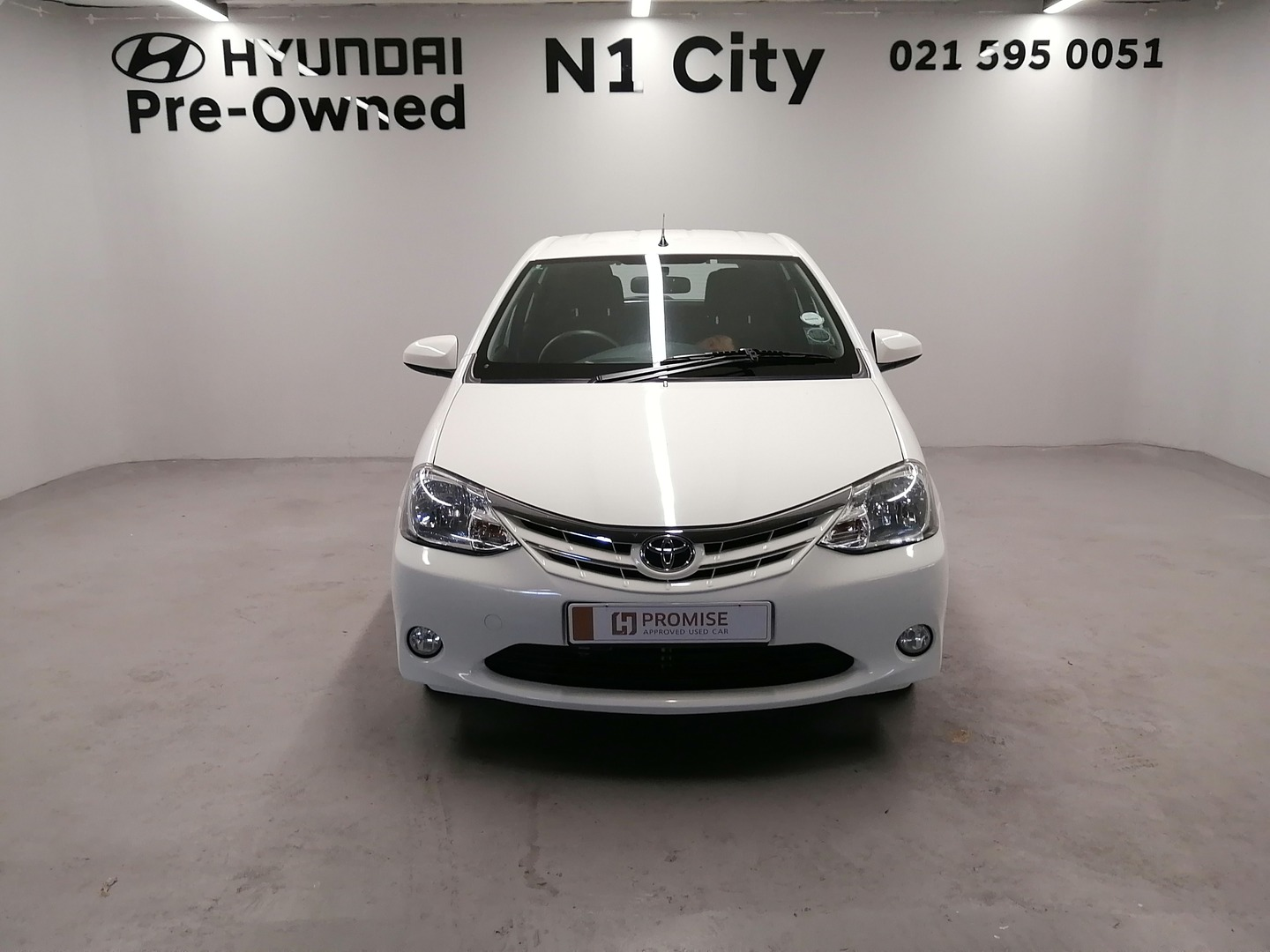 TOYOTA 1.5 Xs/SPRINT 5Dr Cape Town 1325741