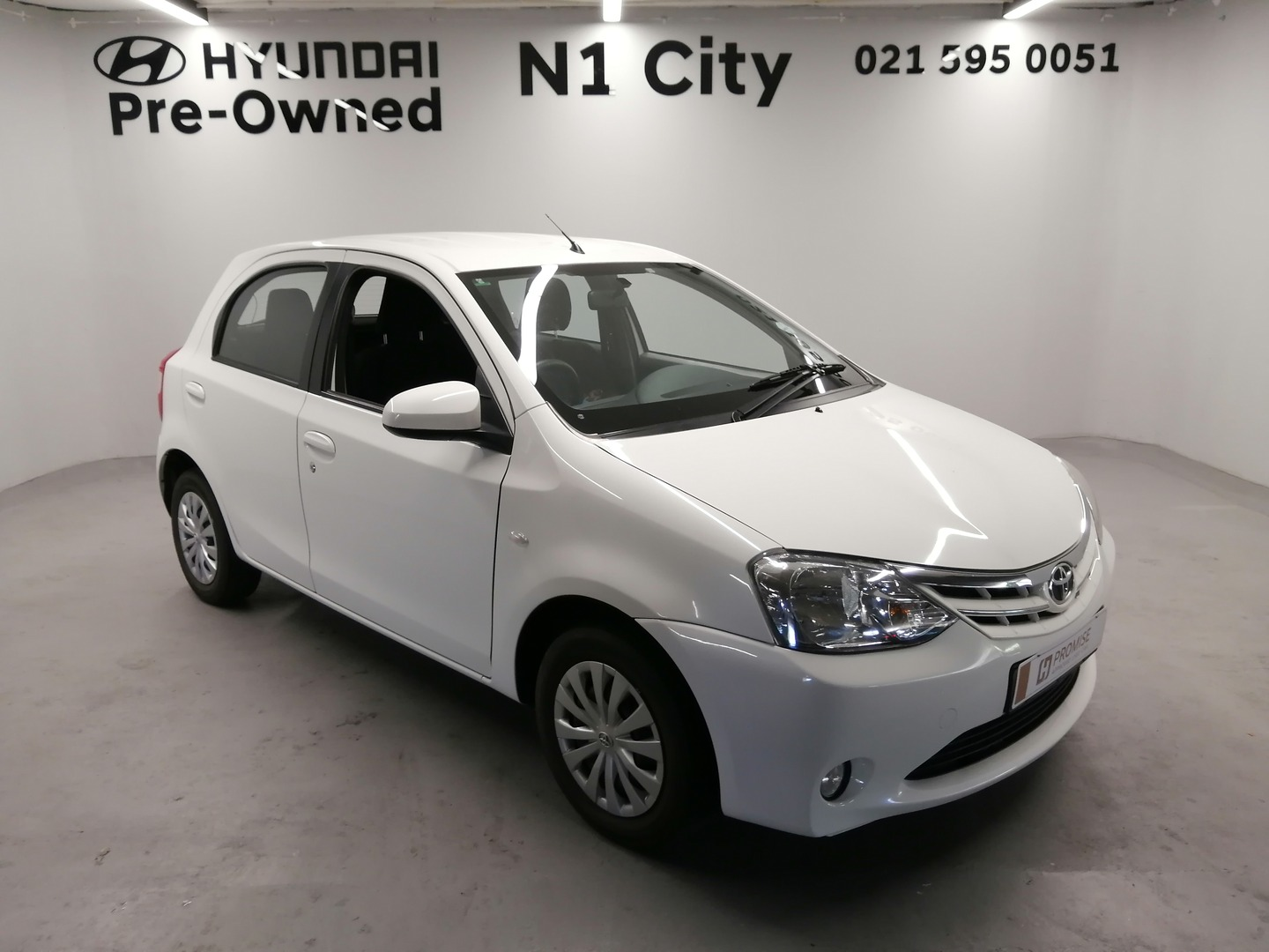 TOYOTA 1.5 Xs/SPRINT 5Dr Cape Town 5325741