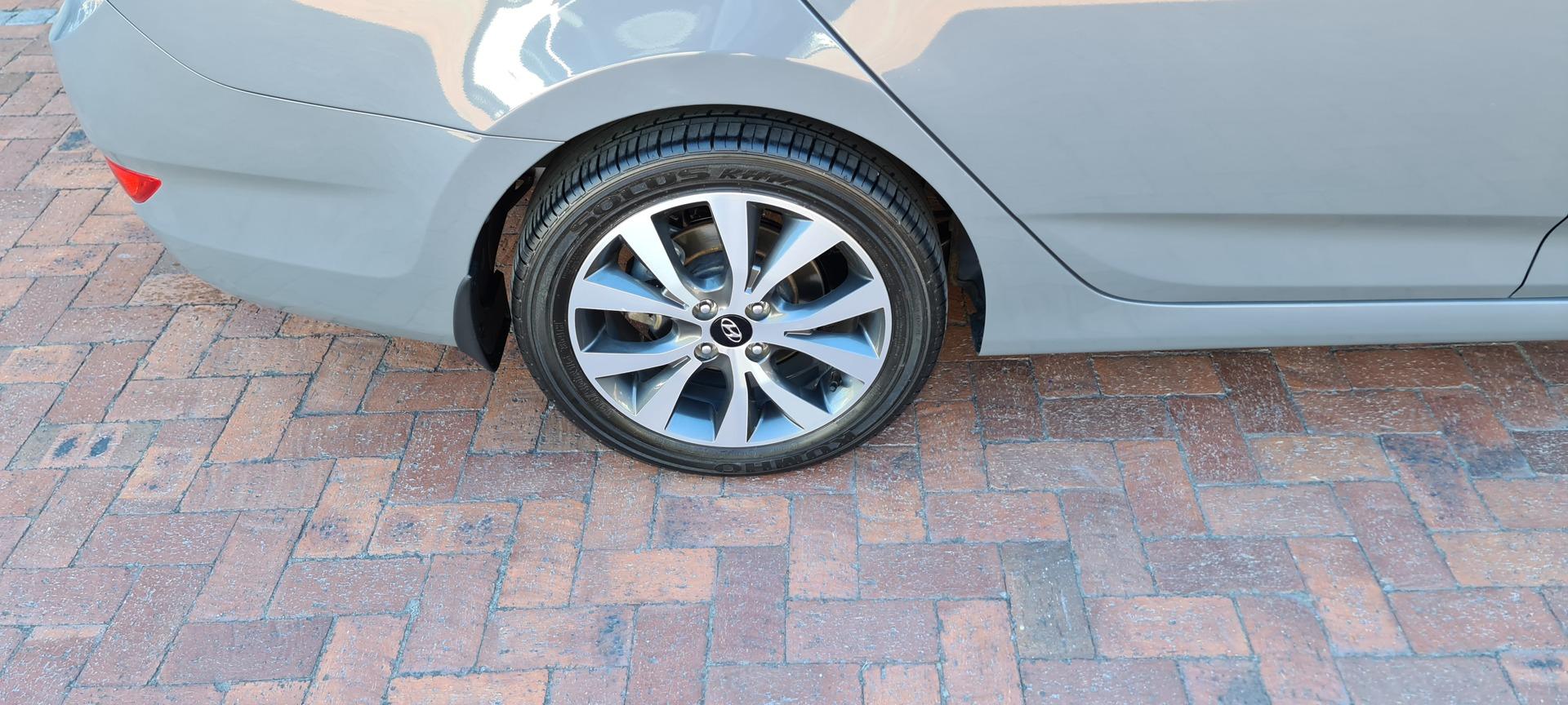 HYUNDAI 1.6 GLS/FLUID Cape Town 2326174