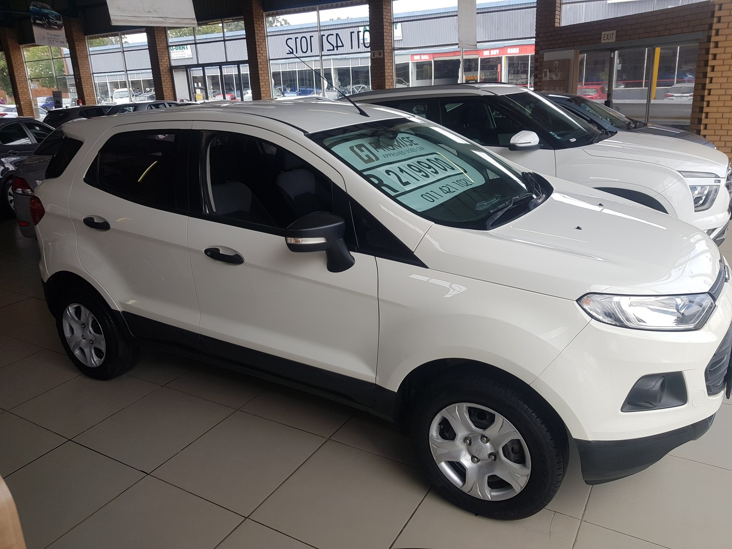 FORD 1.5TiVCT AMBIENTE Benoni 0322125