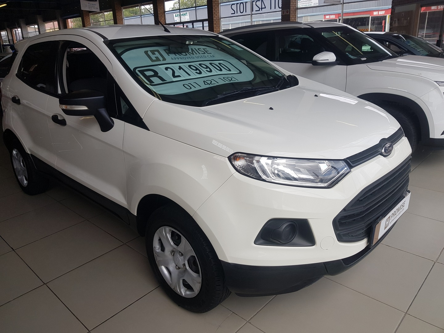 FORD 1.5TiVCT AMBIENTE Benoni 1322125