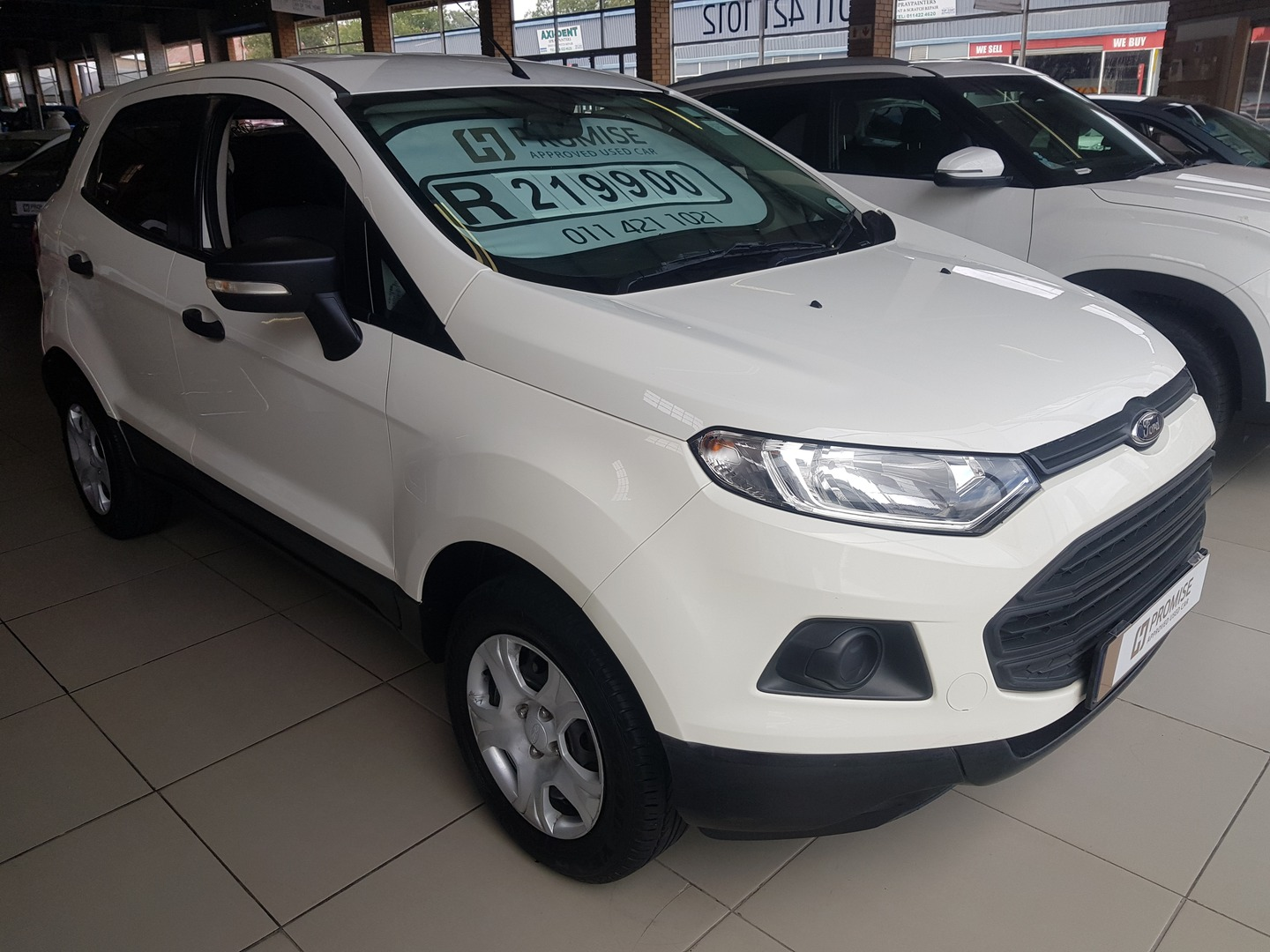 FORD 1.5TiVCT AMBIENTE Benoni 2322125