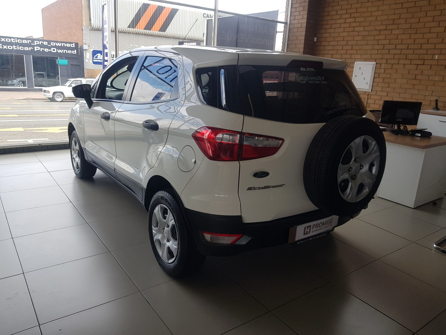 FORD 1.5TiVCT AMBIENTE Benoni 4322125