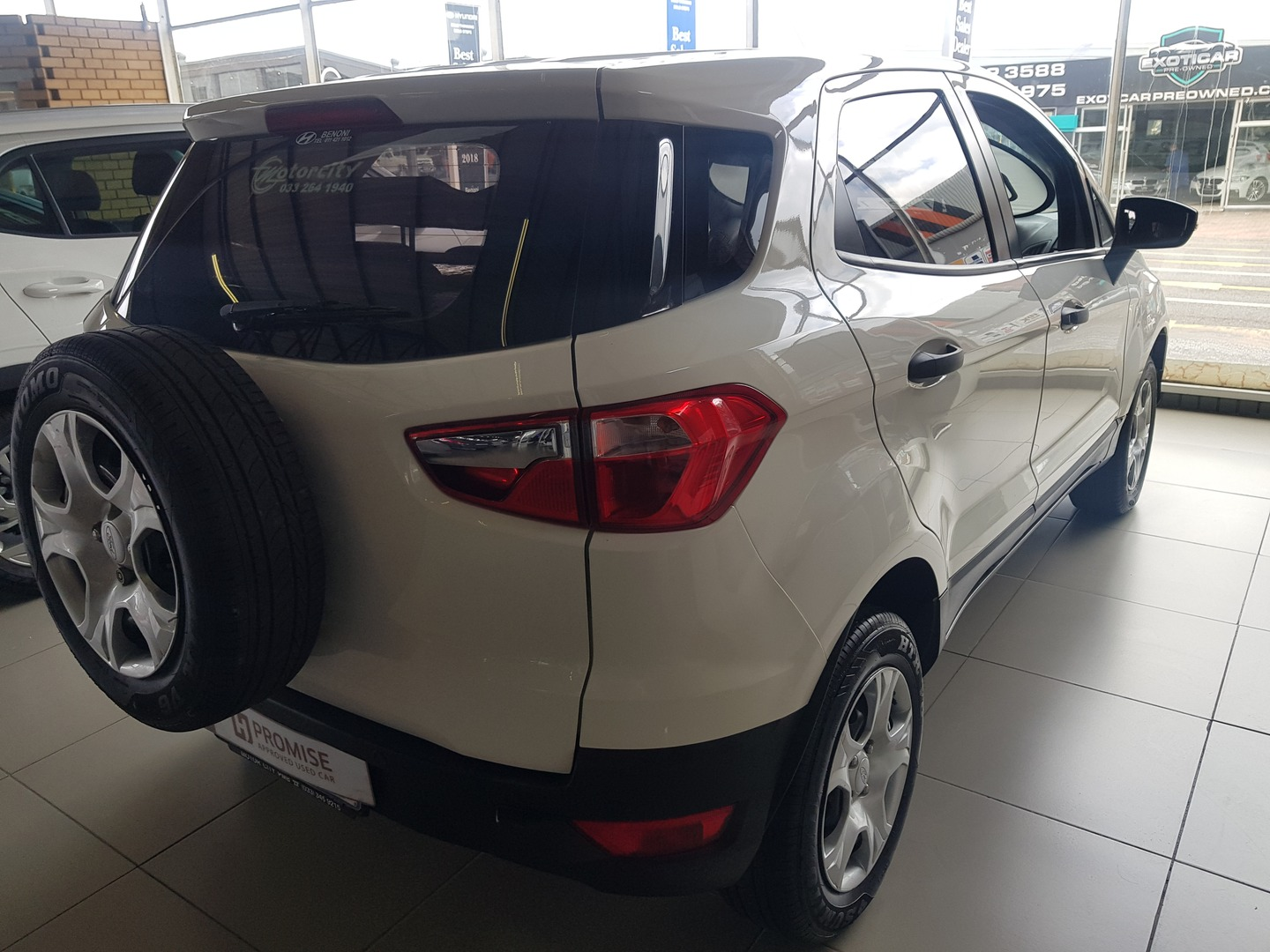 FORD 1.5TiVCT AMBIENTE Benoni 6322125