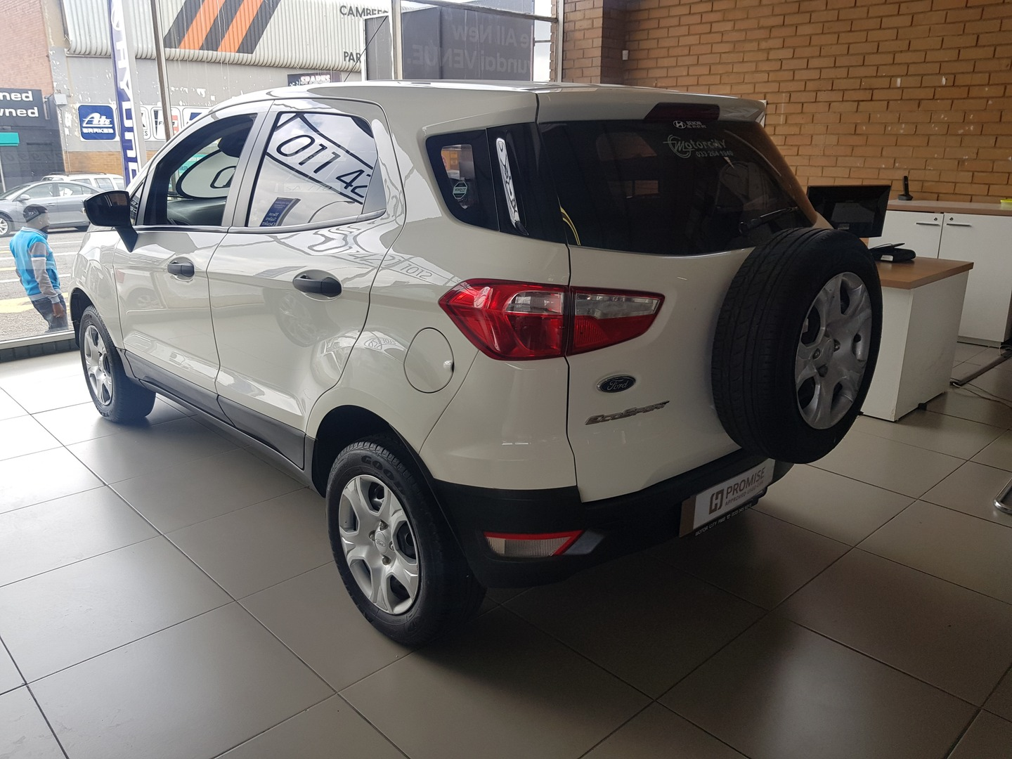 FORD 1.5TiVCT AMBIENTE Benoni 7322125
