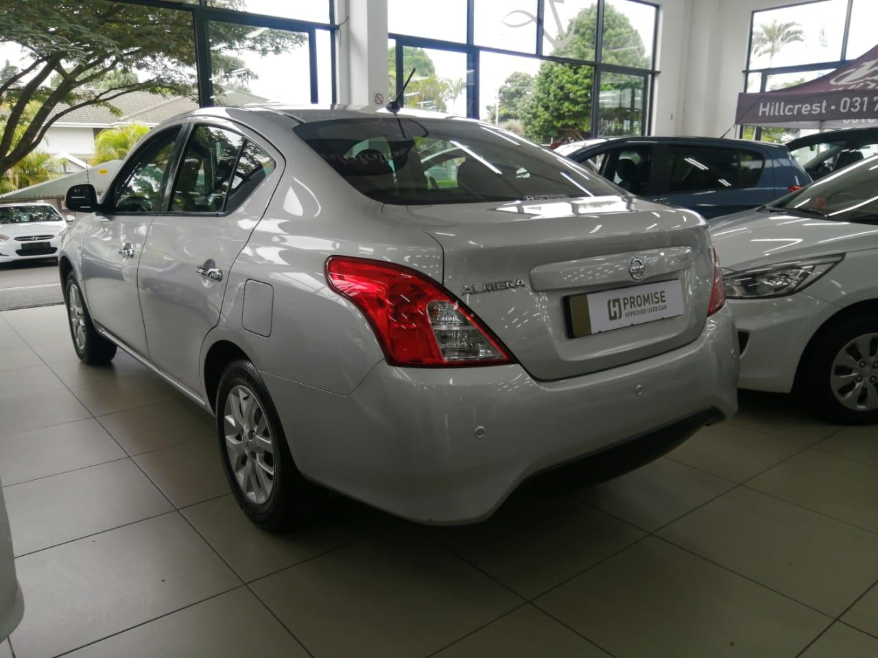 NISSAN 1.5 ACENTA A/T Durban 4306717