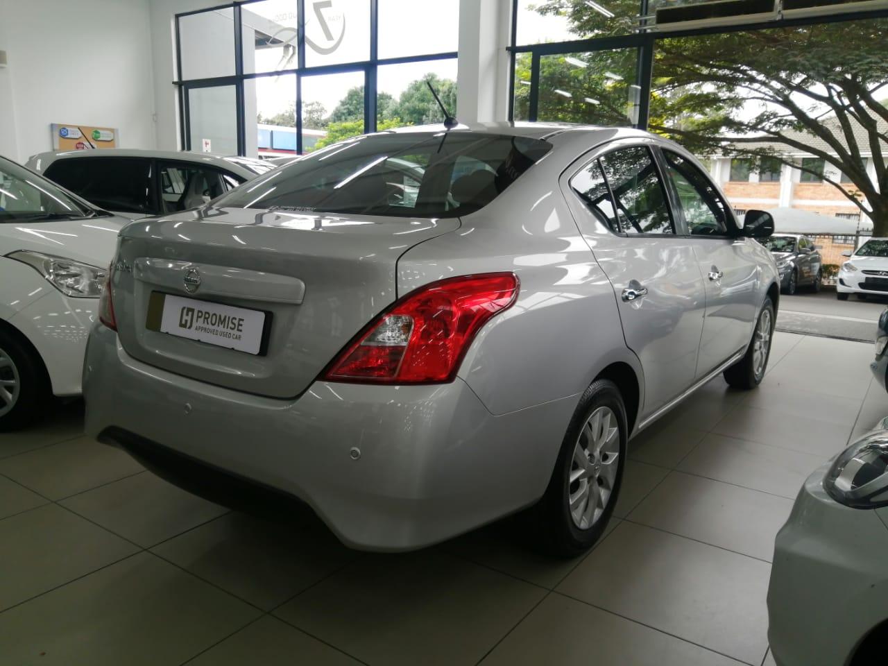 NISSAN 1.5 ACENTA A/T Durban 5306717