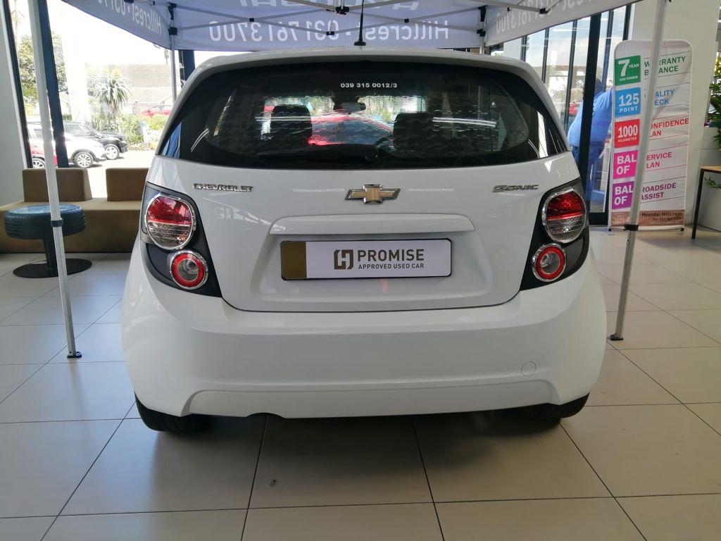 CHEVROLET 1.6 LS 5DR Durban 10330987