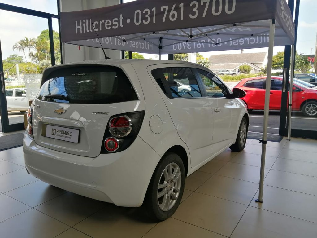 CHEVROLET 1.6 LS 5DR Durban 13330987