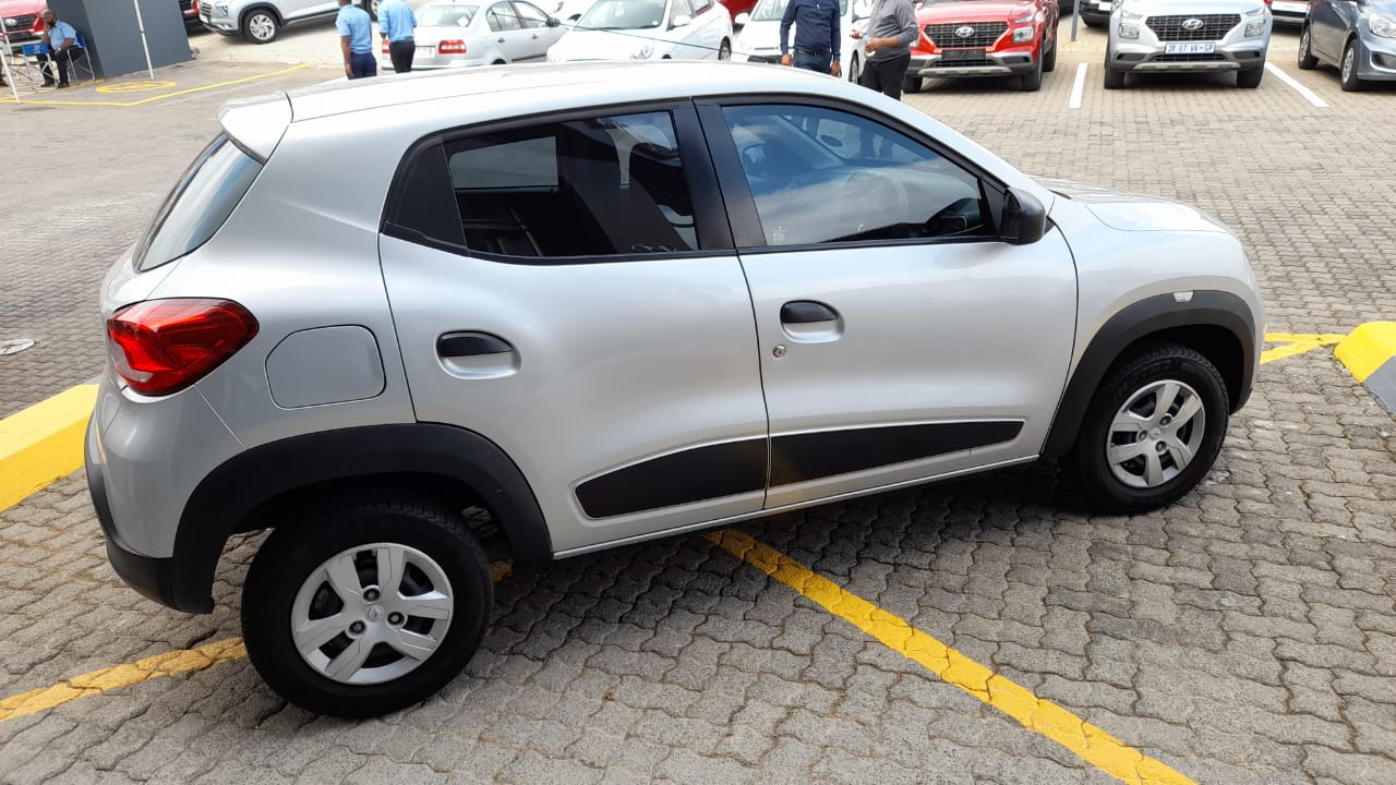 RENAULT 1.0 EXPRESSION 5DR Northcliff 3332267