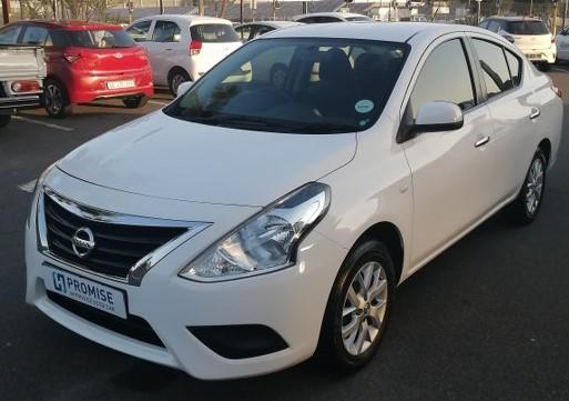 NISSAN 1.5 ACENTA A/T Durban 0306480