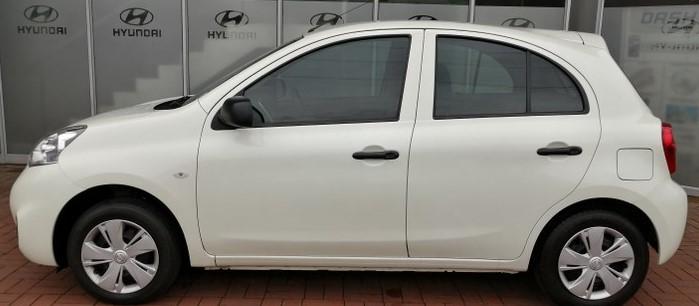 NISSAN 1.2 ACTIVE VISIA Durban 5306056