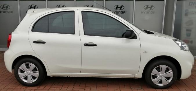 NISSAN 1.2 ACTIVE VISIA Durban 7306056