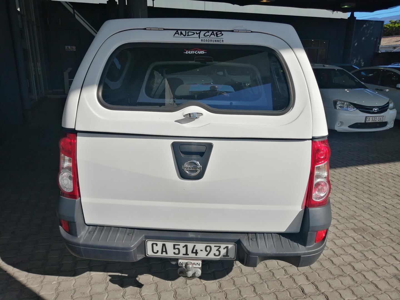 NISSAN 1.6 A/C P/U S/C Cape Town 5334548