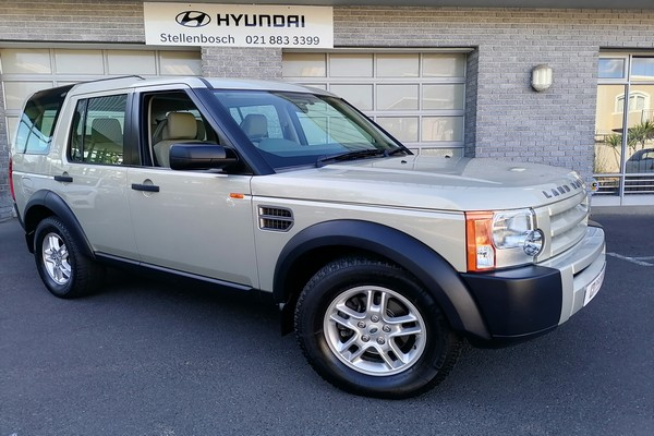 LAND ROVER 3 Td V6 S A/T Cape Town 0334727