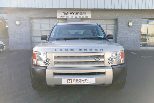 LAND ROVER 3 Td V6 S A/T Cape Town 1334727