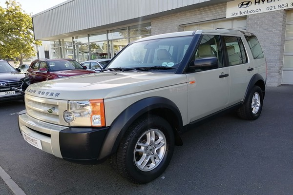 LAND ROVER 3 Td V6 S A/T Cape Town 2334727
