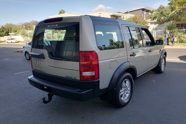 LAND ROVER 3 Td V6 S A/T Cape Town 15334727