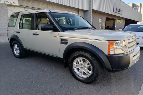 LAND ROVER 3 Td V6 S A/T Cape Town 17334727