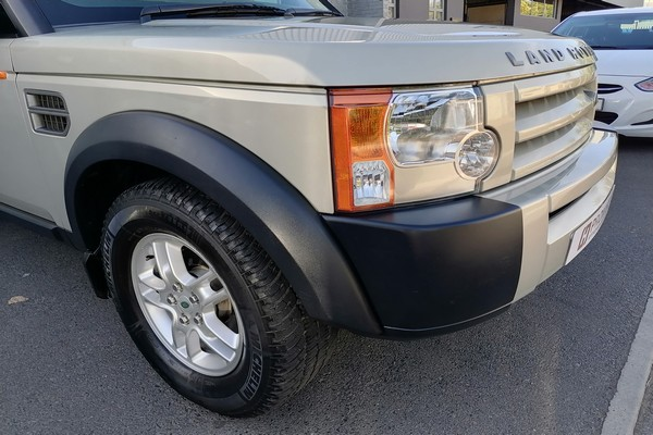 LAND ROVER 3 Td V6 S A/T Cape Town 4334727