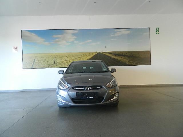 HYUNDAI 1.6 FLUID A/T 5DR Cape Town 12334686