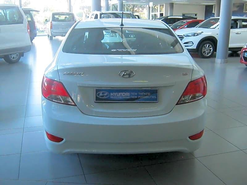 HYUNDAI 1.6 GL/MOTION Umhlanga 4322159