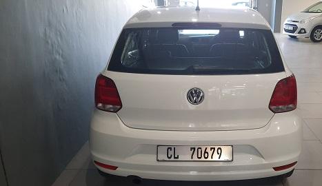VOLKSWAGEN VIVO 1.4 TRENDLINE (5DR) Cape Town 4335660