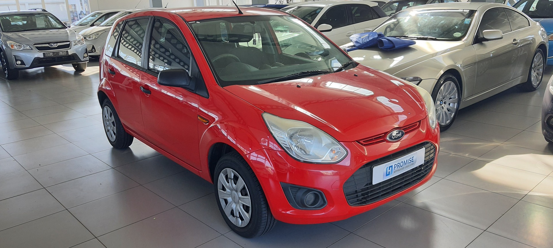 FORD 1.4 AMBIENTE Bellville 0335701