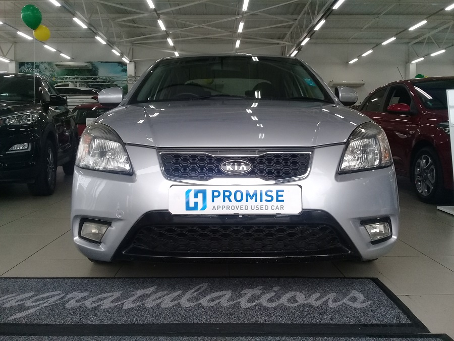 KIA 1.6 HIGH A/T 4DR Durban 0332065